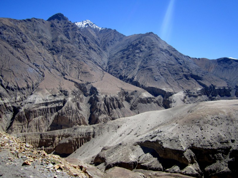 On the way to Nubra Valley.